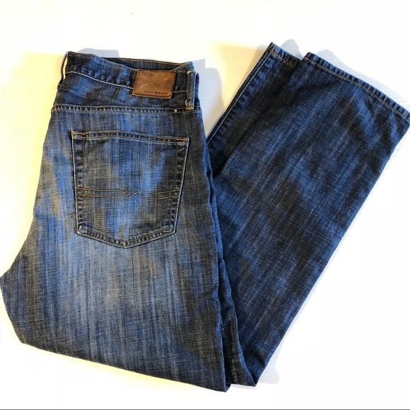 cafdc139 Lucky Brand Other - Men's Lucky Brand 221 Original Straight Leg Jeans